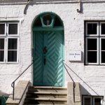 Historische Tür in Husum